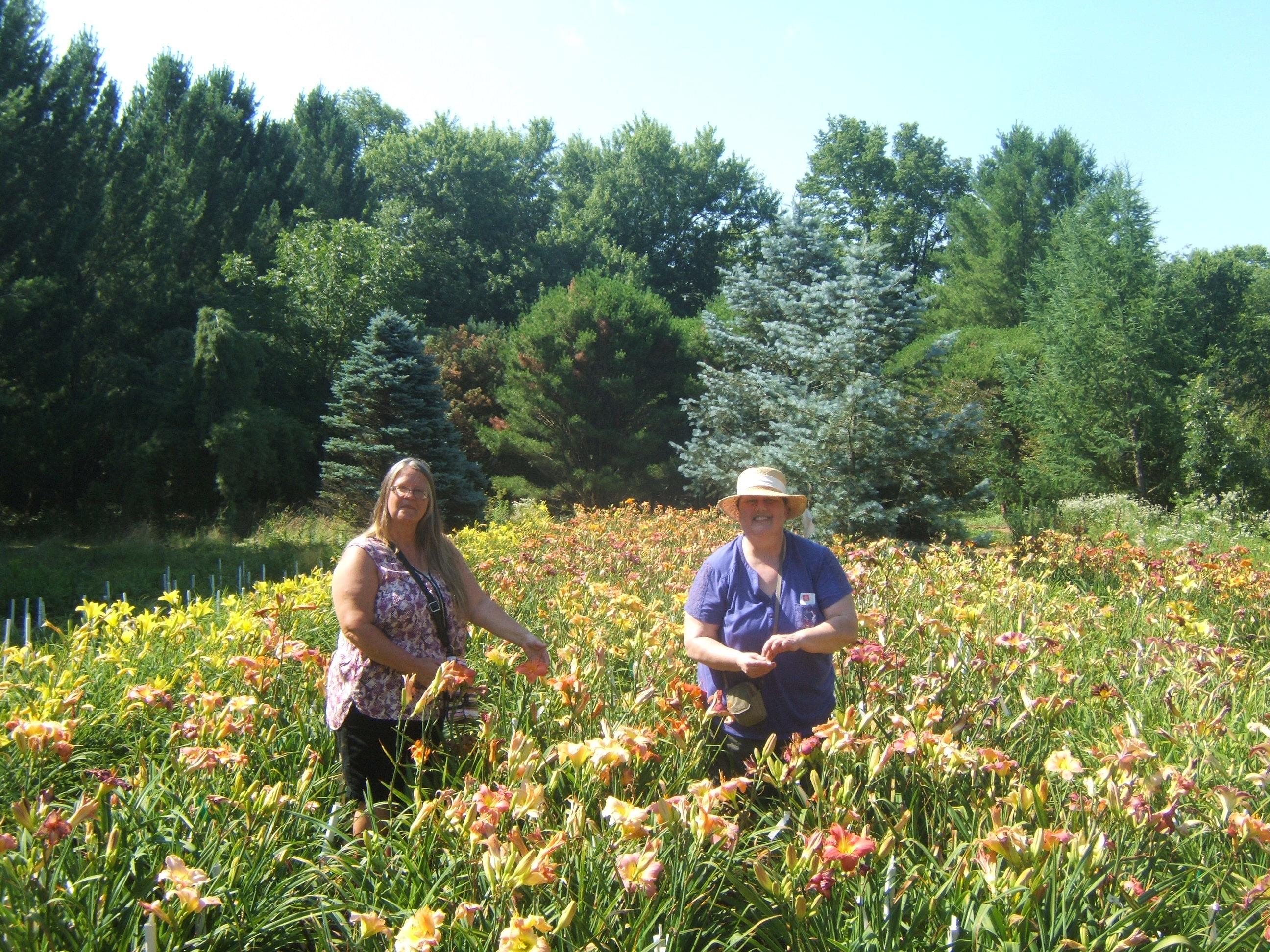 Prairie's Edge Gardens - East Garden