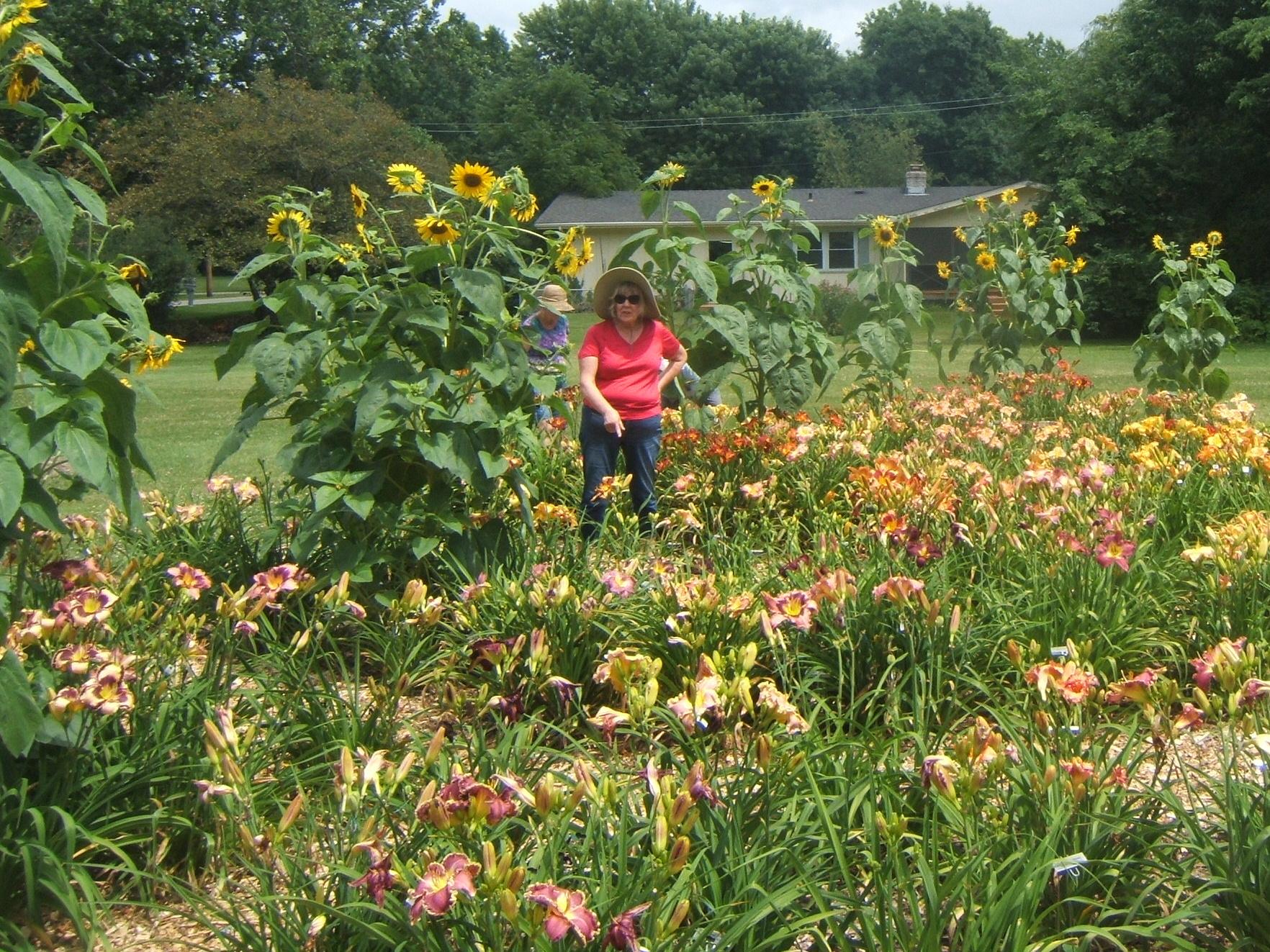 Prairie's Edge Gardens - West Garden